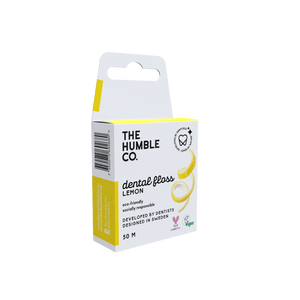 Dental Floss - Lemon 50 m - humble-usa