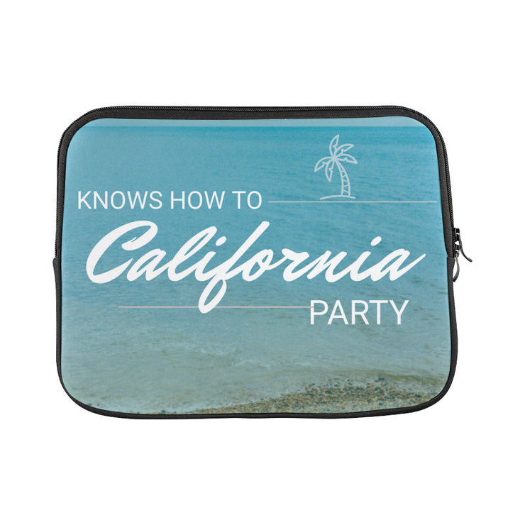 Cali Macbook Pro 13'' Laptop Sleeve Case |  | Computer Accessories | JacksonsRunaway
