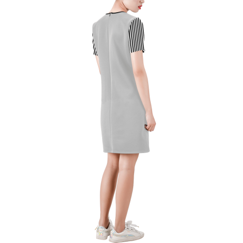 404 Costume Not Found Short Sleeve Dress