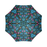 Flowers Foldable Umbrella