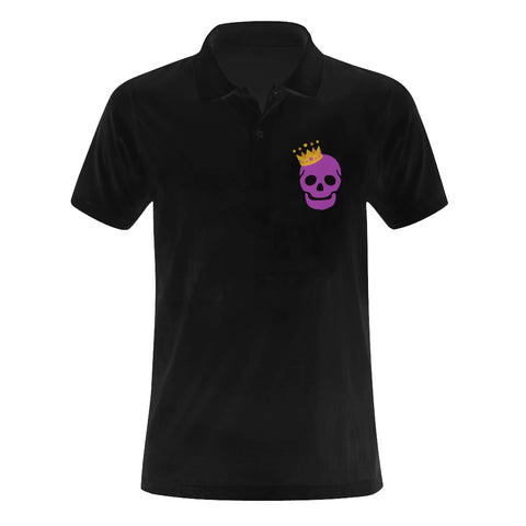 Skull Men's Polo Shirt