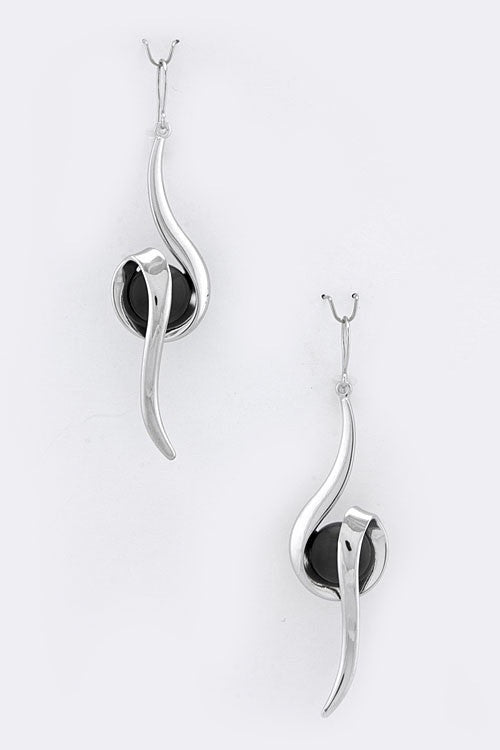 Hidden Agenda Drop Earrings