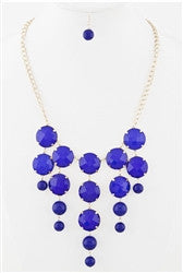 Baubles Detail Statement Necklace