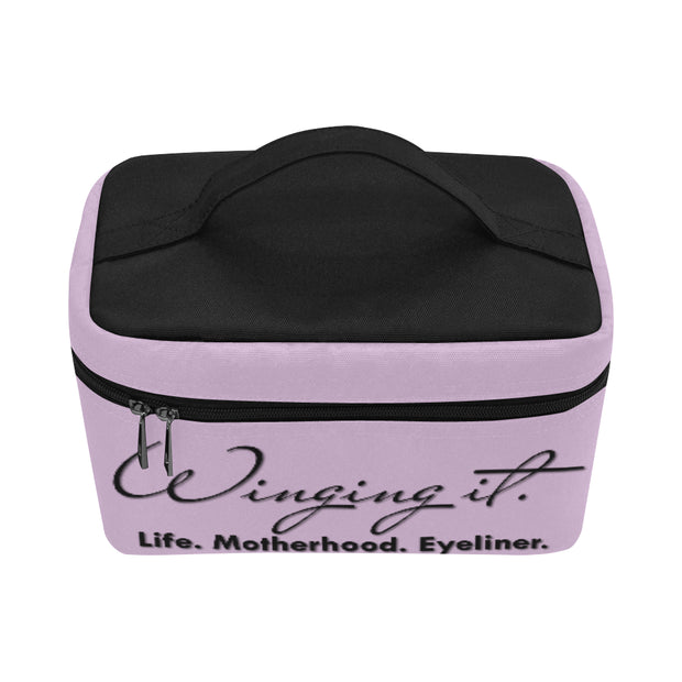 Winging it Cosmetic Bag/Large