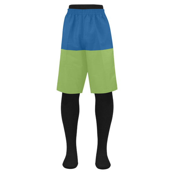 Colorblock Men's Board Shorts