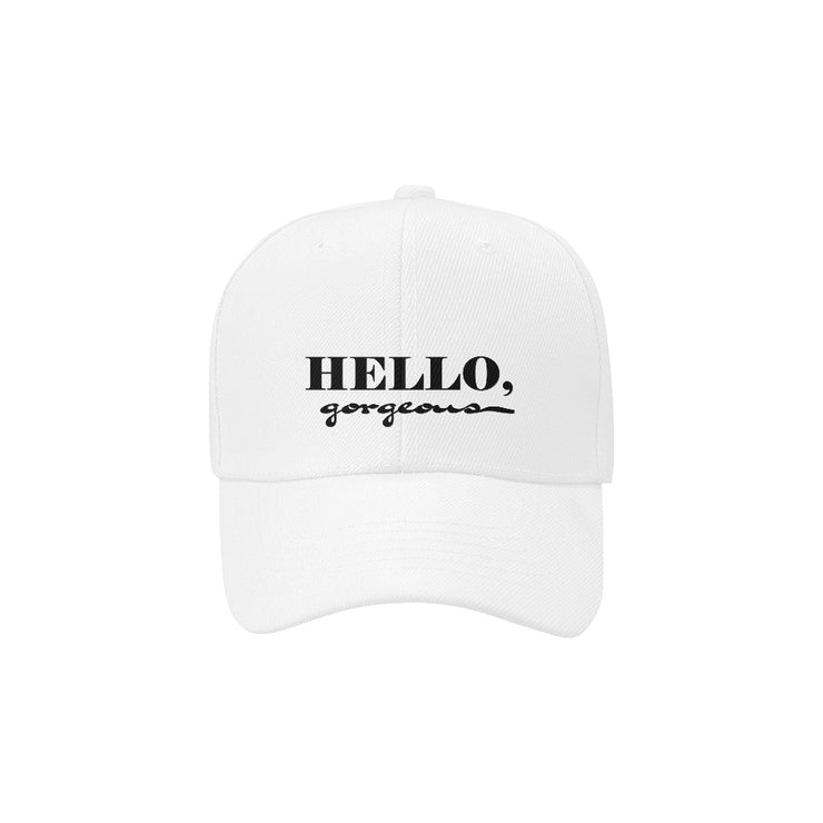 Hello Gorgeous Dad Hat