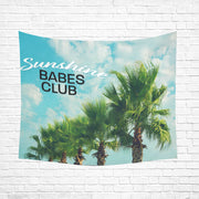 "Sunshine Babes Wall Tapestry 60""x 51"""