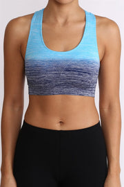 Ombre Sports Bra |  | Women's Leggings, Activewear | JacksonsRunaway