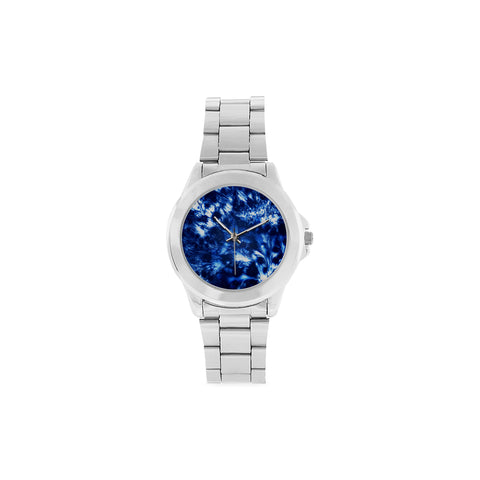 Endless Time Unisex Stainless Steel Watch