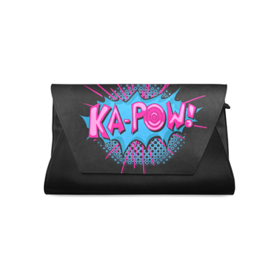 Kapow Women's Clutch Bag