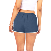 Blue Women's Relaxed Shorts