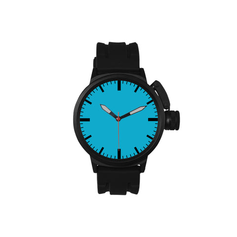 Blue Men's Sports Watch