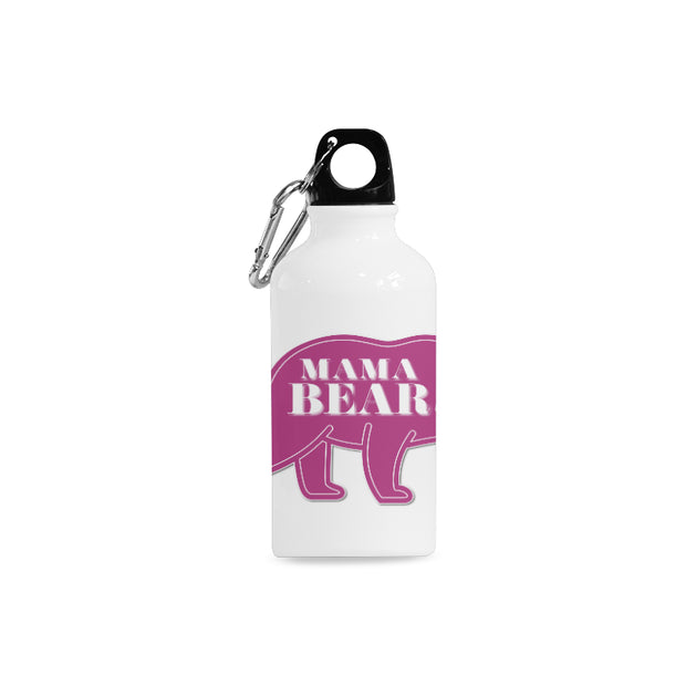 Mama Bear Athletic Sports Water Bottle