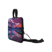 Colorful Sky Laptop Bag 17""