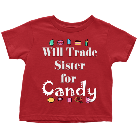 Trade Sister Toddler T-Shirt