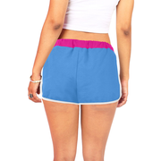 Color Block Women's Relaxed Shorts |  | Activewear | JacksonsRunaway