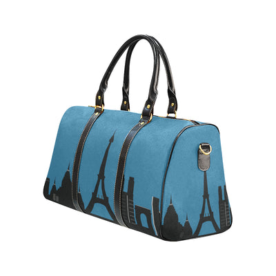 Trip to Paris Weekender Travel Bag |  | Waterproof Travel Bags (1639) | JacksonsRunaway
