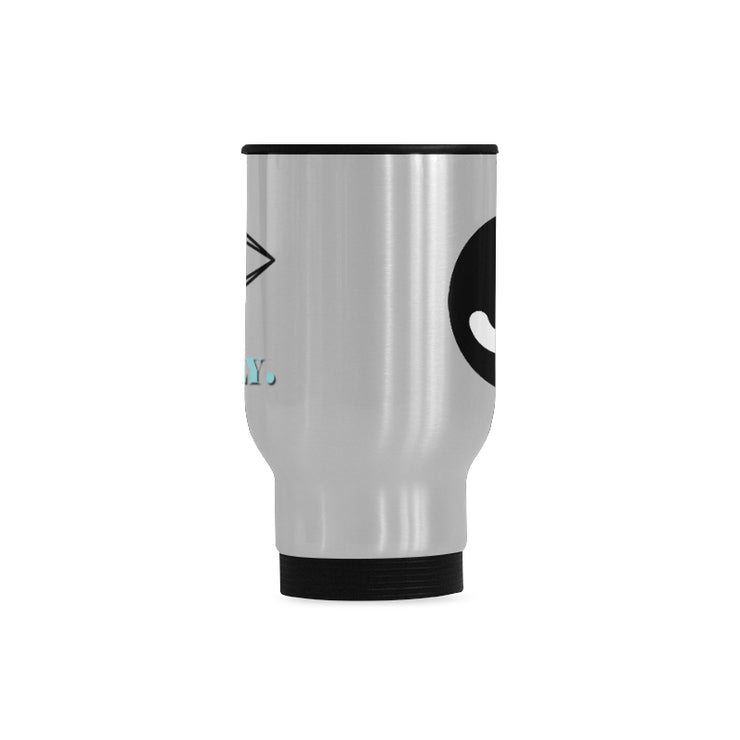 Better to Be Late Travel Mug |  | Mug | JacksonsRunaway