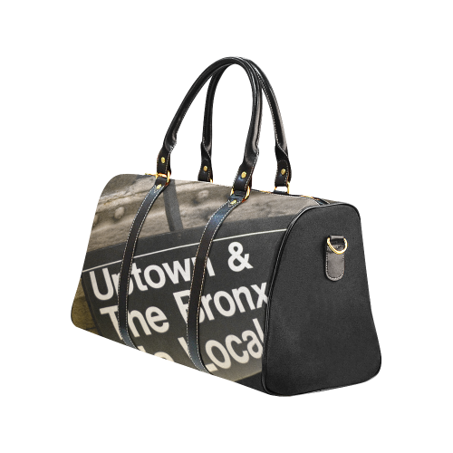 NYC Subway Waterproof Travel Bag