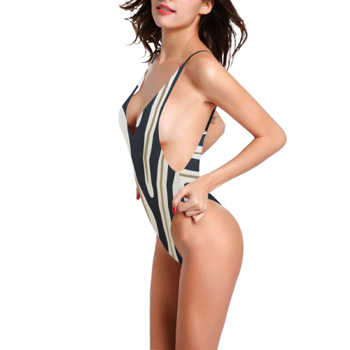 Limitless Low Back One-Piece Swimsuit |  | swimwear | JacksonsRunaway