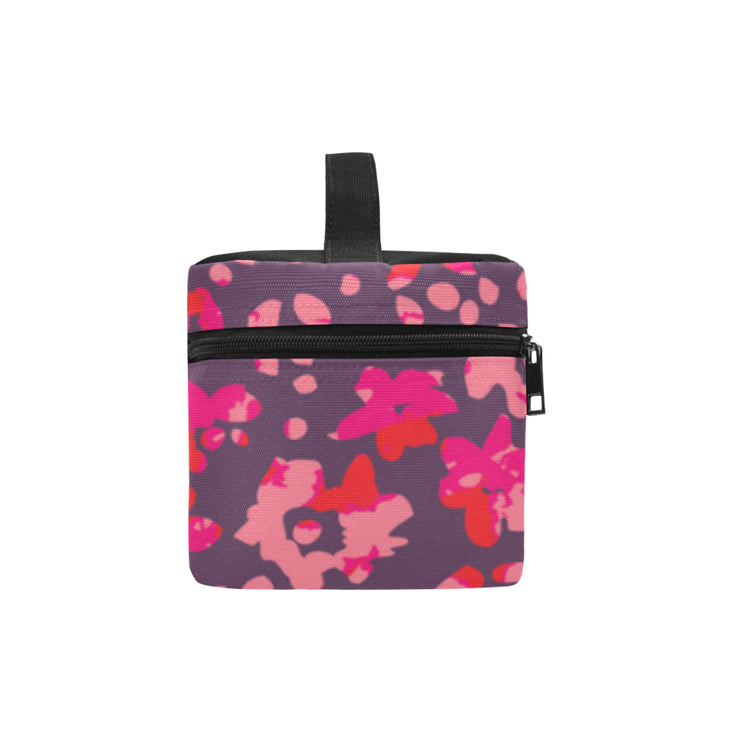 Spotted Pink Cosmetic Bag/Large |  | Accessories | JacksonsRunaway