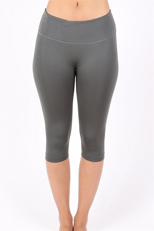 High Rise Crop Leggings   Jacksons Runaway    1