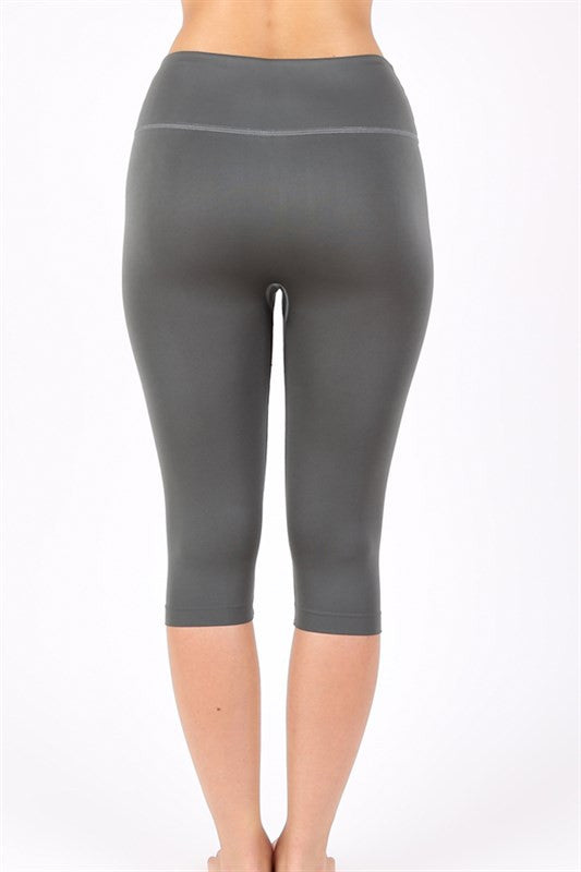 High Rise Crop Leggings   Jacksons Runaway    7