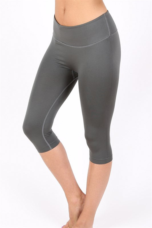 High Rise Crop Leggings   Jacksons Runaway    8