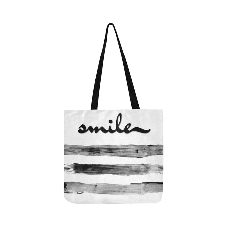 Smile Reusable Shopping Bag