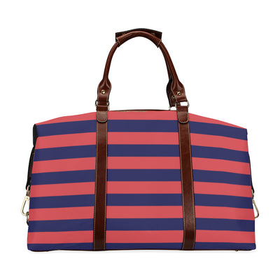 Stripes Classic Travel Weekender Bag