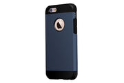 iPhone 6 and 6S   Shockproof Hybrid Armor Case   JacksonsRunaway   Blue