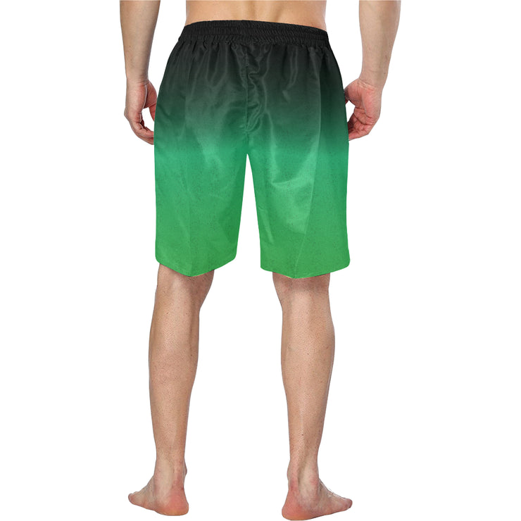 Green Men's Swim Trunk |  | swimwear | JacksonsRunaway