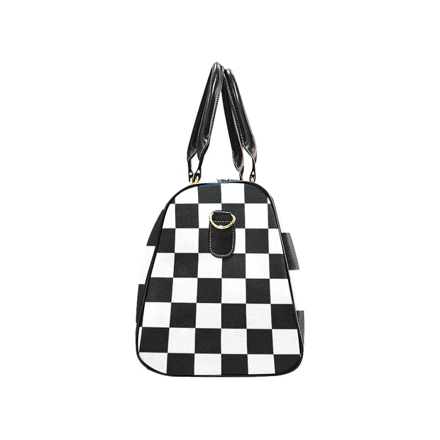 Checkers Waterproof Travel Bag |  | Waterproof Travel Bags (1639) | JacksonsRunaway