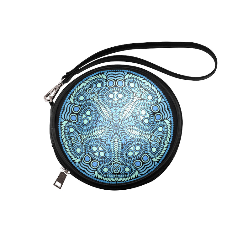 Ornamental Round Bag