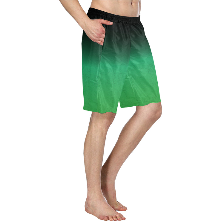 Green Men's Swim Trunk | XXL | swimwear | JacksonsRunaway