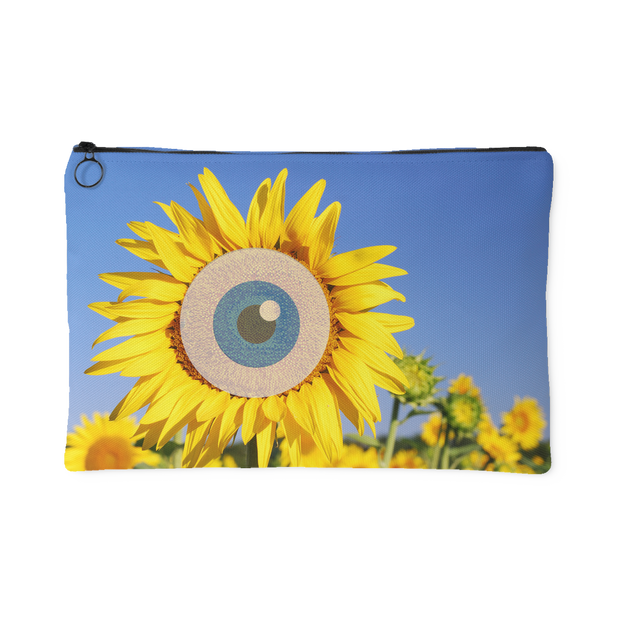 Eye of the Sun Carry All Pouch