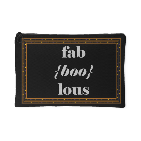 You are Fab Carry All Pouch