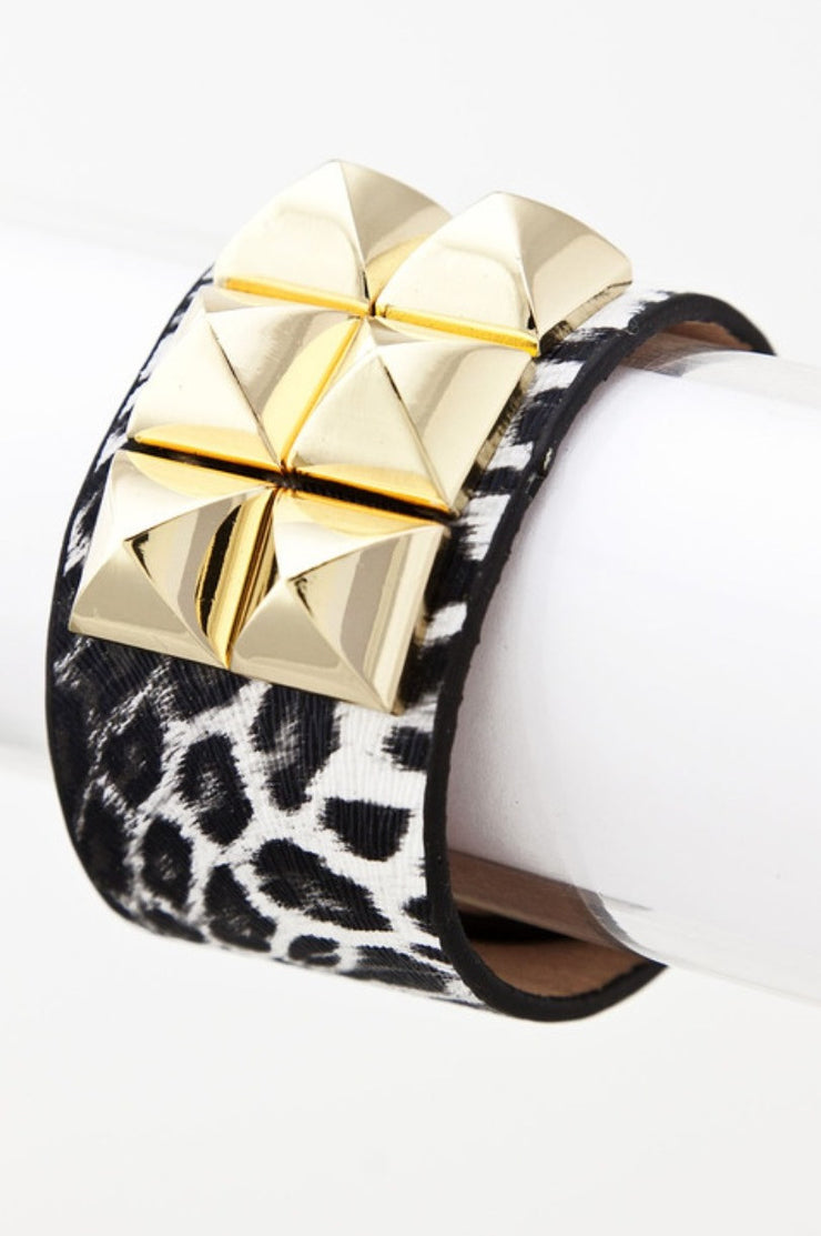 Spotted Danger Cuff - Jacksons Runaway