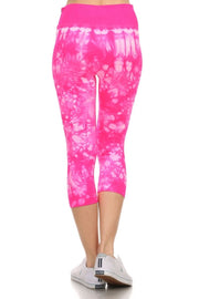 Everlasting Fusion Pink Yoga Leggings   Jacksons Runaway    2