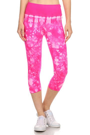 Everlasting Fusion Pink Yoga Leggings   Jacksons Runaway    1