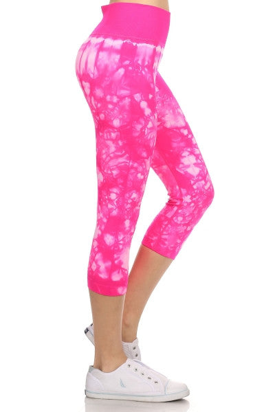 Everlasting Fusion Pink Yoga Leggings   Jacksons Runaway    3