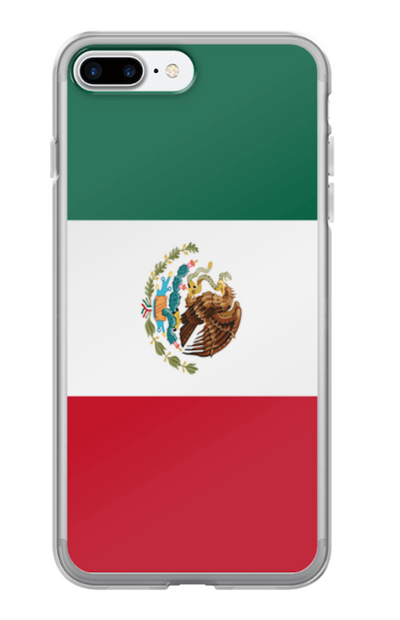 Mexico Flag   iPhone 7 7Plus Protective Case