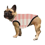 Plaid Pet Tank Top