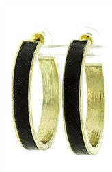 What A Croc Hoop Earrings - Jacksons Runaway