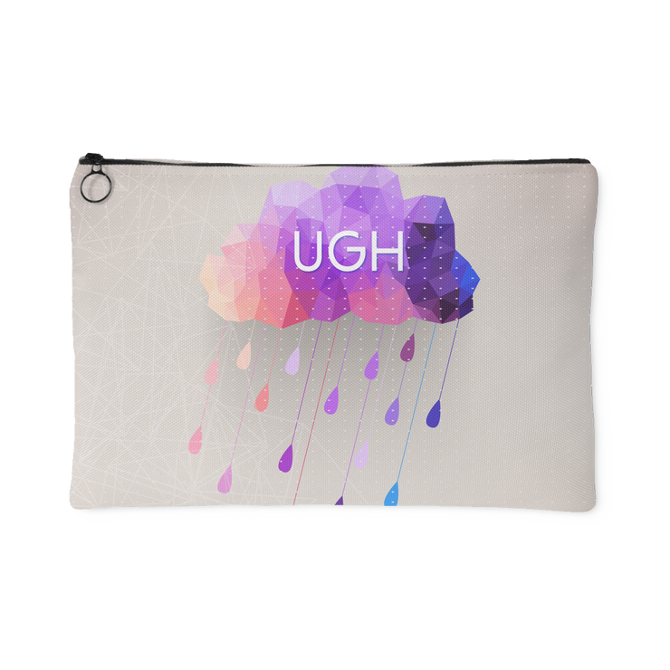 Ugh Carry All Pouch | Large Accessory Pouch | Accessories | JacksonsRunaway