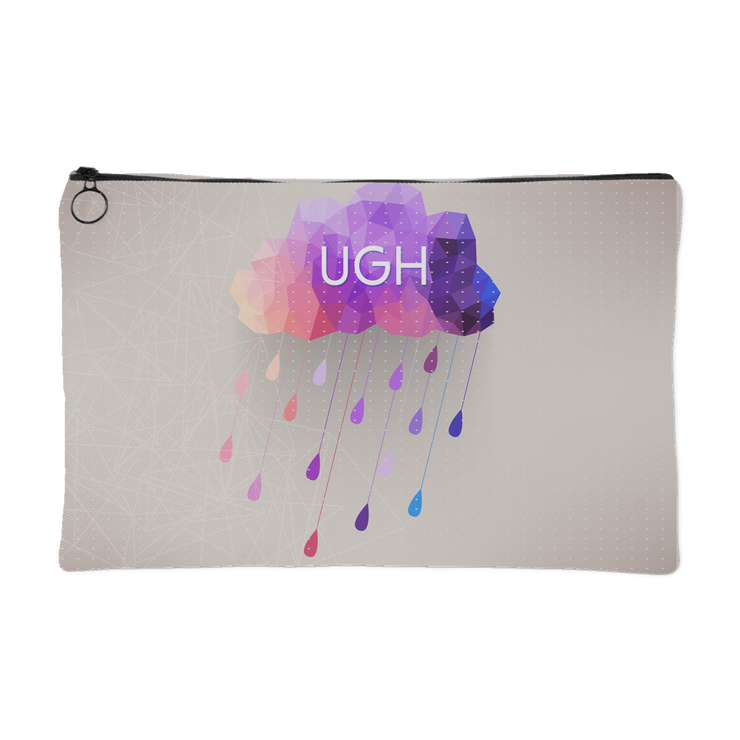 Ugh Carry All Pouch | Small Accessory Pouch | Accessories | JacksonsRunaway