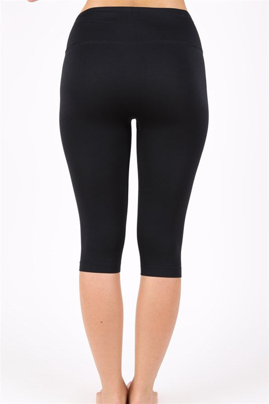 High Rise Crop Leggings   Jacksons Runaway    3