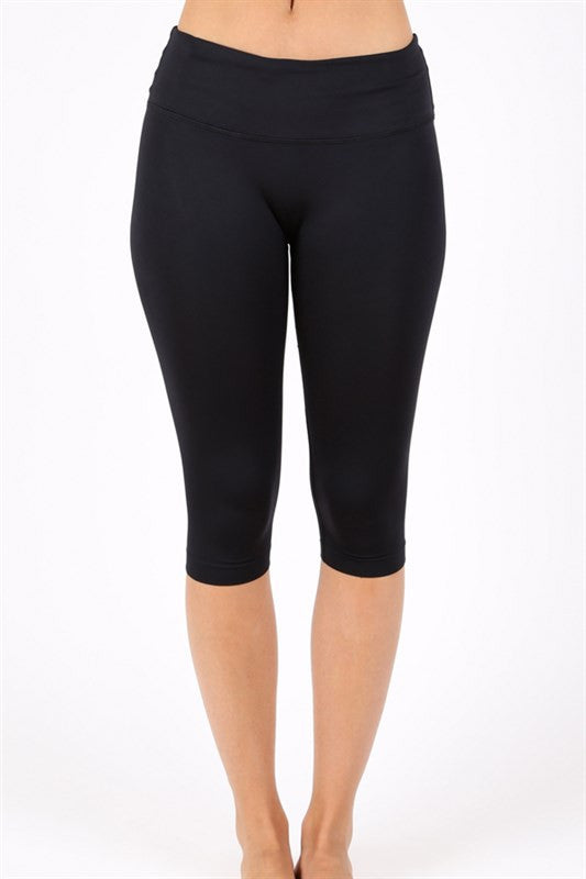 High Rise Crop Leggings   Jacksons Runaway    4