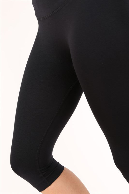 High Rise Crop Leggings   Jacksons Runaway    2