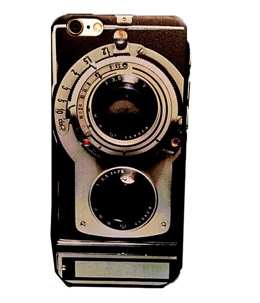 Vintage Camera   Twin Reflex   iPhone 6 Cellphone Case   Jacksons Runaway    1